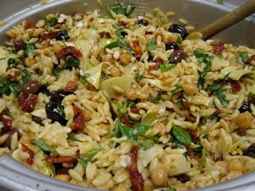 Whole Foods Orzo Salad