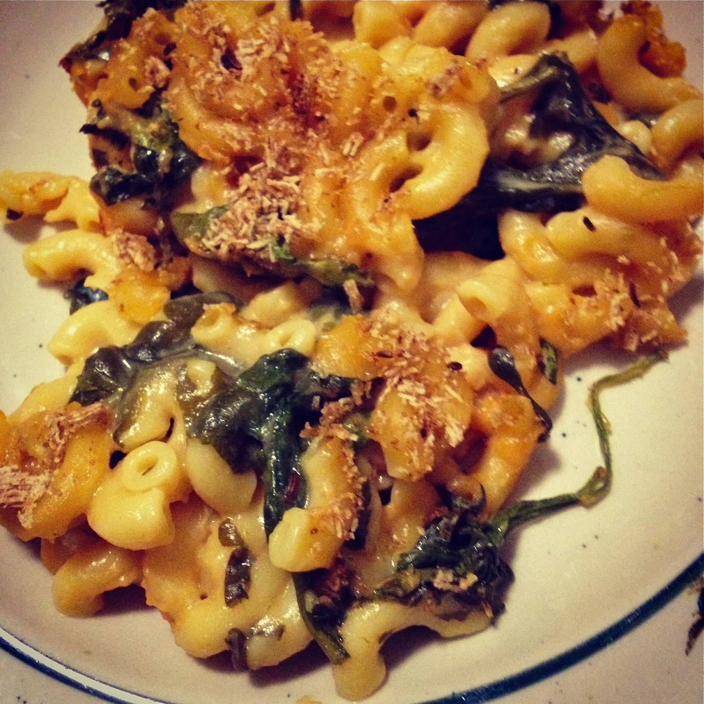 ... pasta dish to rear in the season. This baked pasta casserole is almost