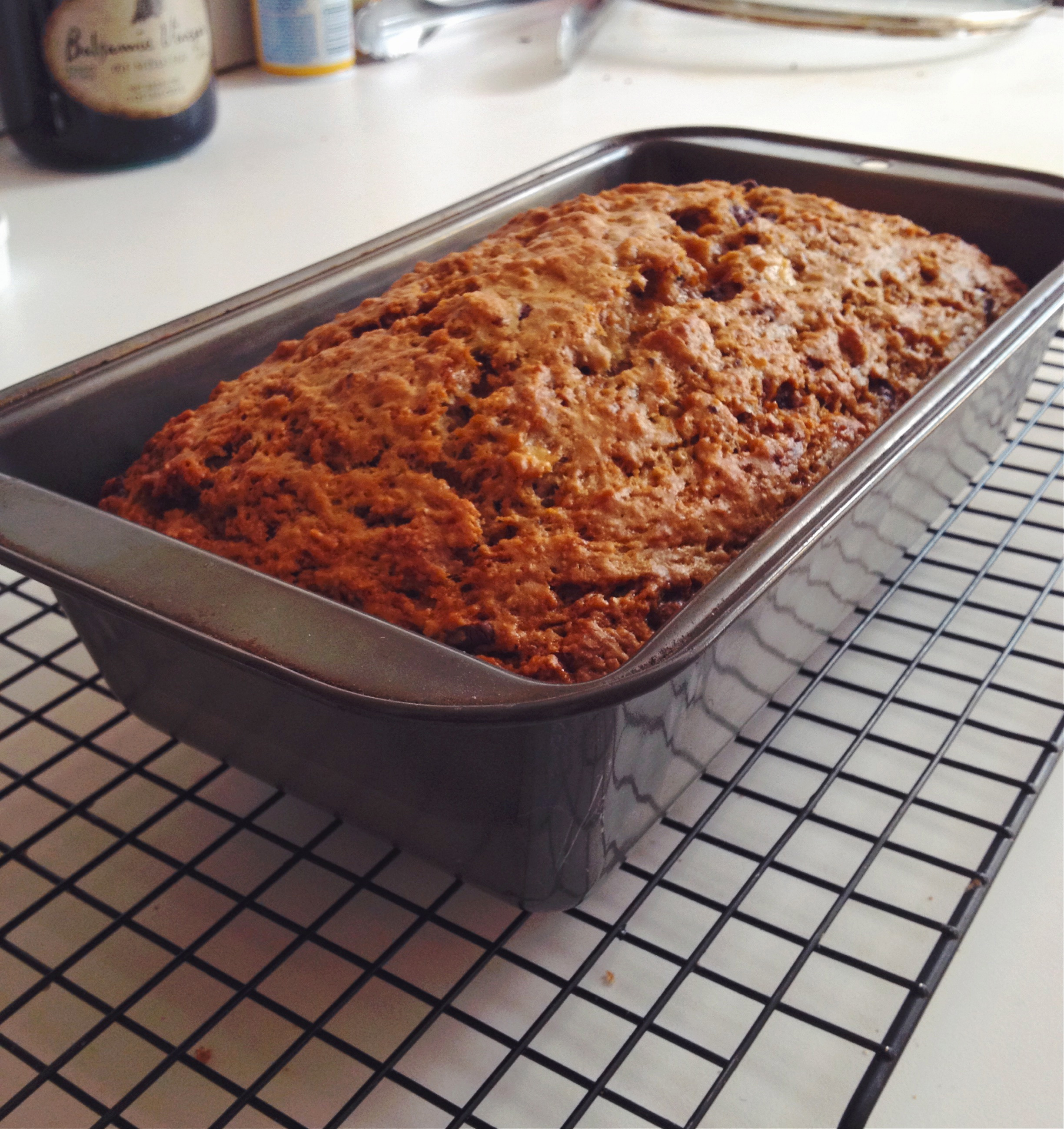 This Lemony Olive Oil Banana Bread is definitely going on my list of ...